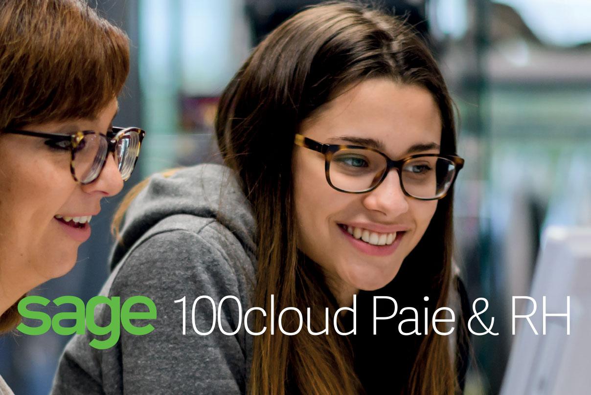 La Maison du Software - sage 100cloud Paie & RH